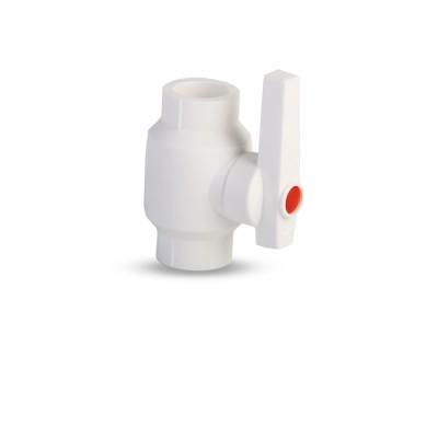 Кран шаровый полипропиленовый(ППР) 40