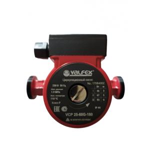 Циркуляционный насос VALFEX VCP 25-60G (с гайками)