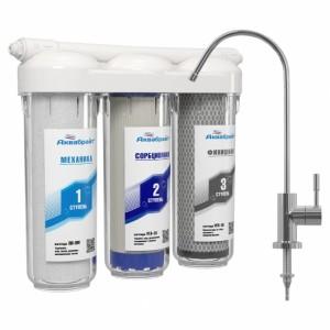 Фильтр для воды АБФ-ТРИА-СТАНДАРТ Slim Line 10