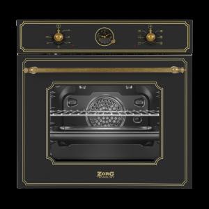 Электрический духовой шкаф ZorG Technology BE6 RST (EMY) black