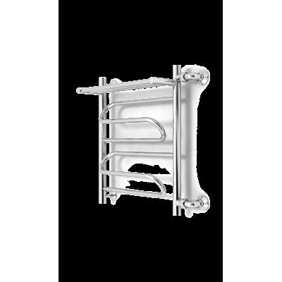 Полотенцесушитель ZorG Bona Plus с полочкой 500/600 R500 правый
