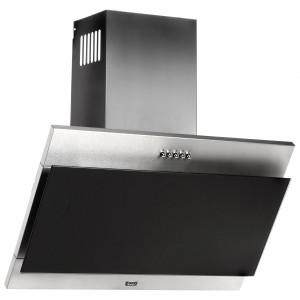 Вытяжка кухонная ZORG TECHNOLOGY Lana 700 60 M нержавейка + черное стекло