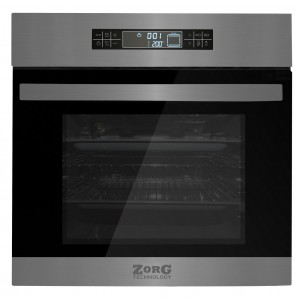 Электрический духовой шкаф ZorG Technology BE11 TT inox