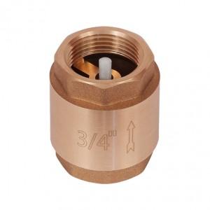 Обратный клапан BRV-3/4 с пластиковым клапаном