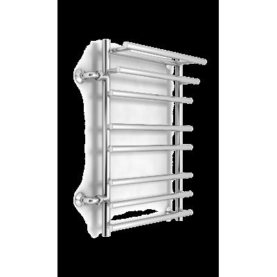 Полотенцесушитель ZorG Platinum Plus с полочкой 500/800 L500 левый