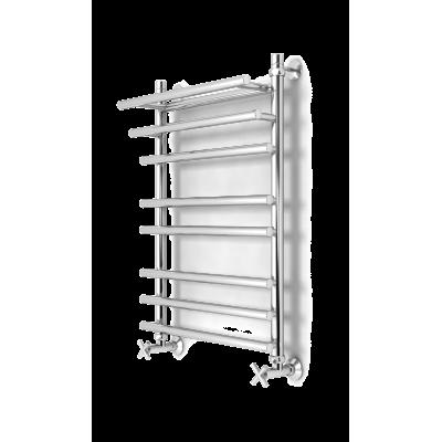 Полотенцесушитель ZorG Platinum Plus с полочкой 500/800