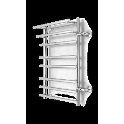 Полотенцесушитель ZorG Platinum Plus с полочкой 500/800 R500 правый