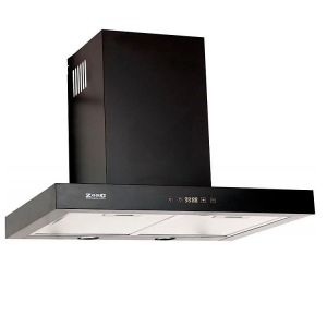 Вытяжка кухонная ZORG TECHNOLOGY Stels 1000 60 S черная + стекло черное