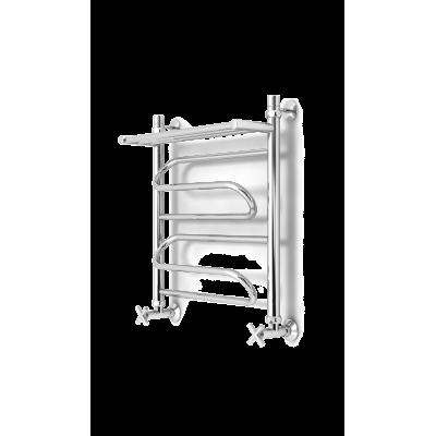 Полотенцесушитель ZorG Bona Plus с полочкой 500/600