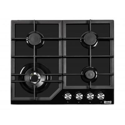 Газовая варочная панель ZorG Technology BP6 FDW black