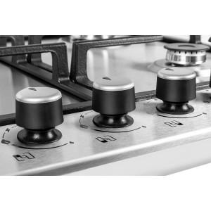 Газовая варочная панель ZorG Technology BP8 FD inox