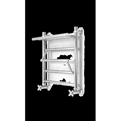 Полотенцесушитель ZorG Vitra Plus c полочкой 500/600