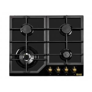 Газовая варочная панель ZorG Technology BP6 FDW rustical + black