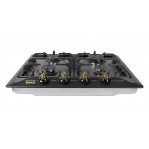 Газовая варочная панель ZorG Technology BP5 FD rustical + black (EMY)