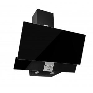 Вытяжка кухонная ZORG TECHNOLOGY ARSTAA 60С М черное стекло + нержавеющая сталь