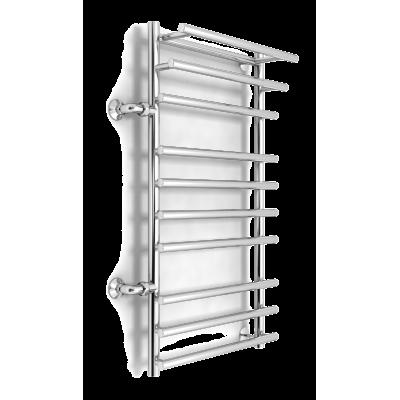 Полотенцесушитель ZorG Platinum Plus с полочкой 500/1000 L500 левый
