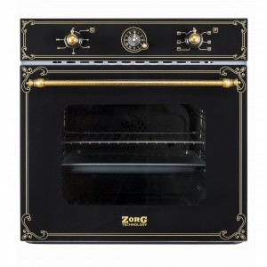 Электрический духовой шкаф ZorG Technology BE6 RST black
