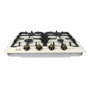 Газовая варочная панель ZorG Technology BP5 FD rustical + cream (EMY)