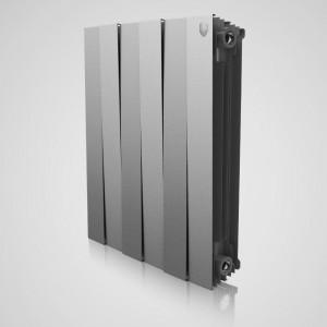 Биметаллические радитоары Piano Forte 500 Silver Satin