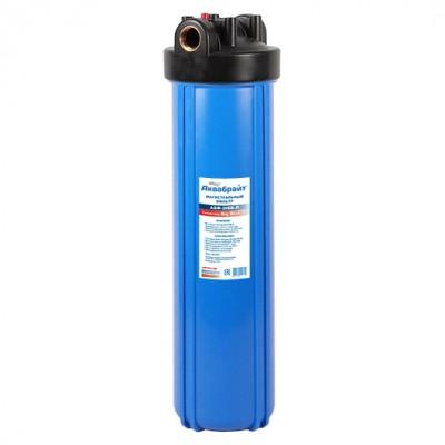 Магистральный фильтр АБФ-20ББ-Л Big Blue стандарт 20 ББ