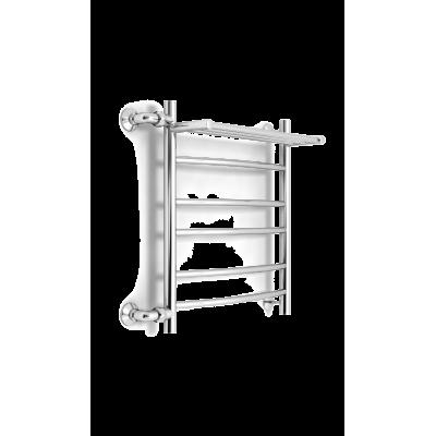 Полотенцесушитель ZorG Varta Plus c полочкой 500/600 L500 левый