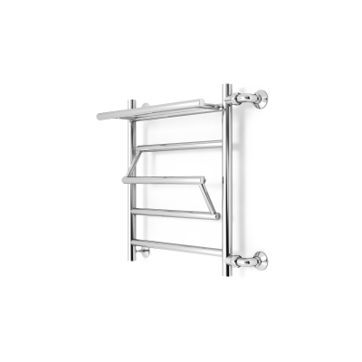 Полотенцесушитель ZorG Vitra Plus c полочкой 500/600 R500 правый