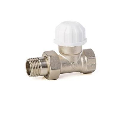 Клапан термостатический прямой для радиатора 1/2