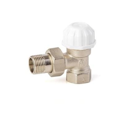 Клапан термостатический угловой для радиатора 1/2